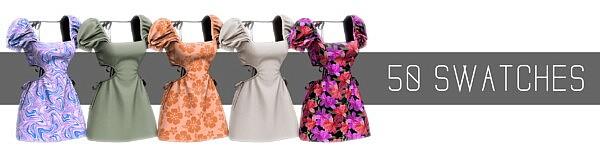 Poppy Dress from Simpliciaty