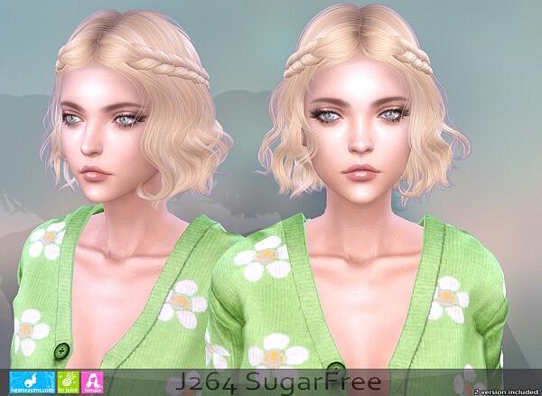 Sugar Free Hair from NewSea