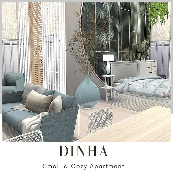 Small and Cozy Apartment from Dinha Gamer