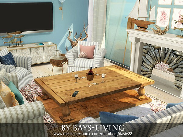 BY BAYS Living by dasie2 from TSR