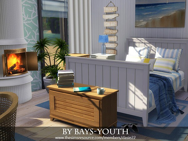 BY BAYS Youth Bedroom by dasie2 from TSR