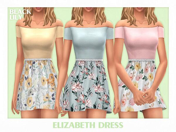 Elizabeth Dress by Black Lily from TSR