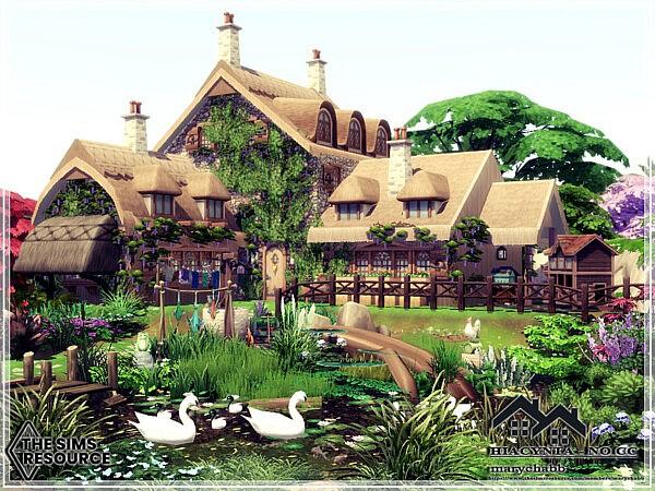Hiacynta  Residential by  marychabb from TSR