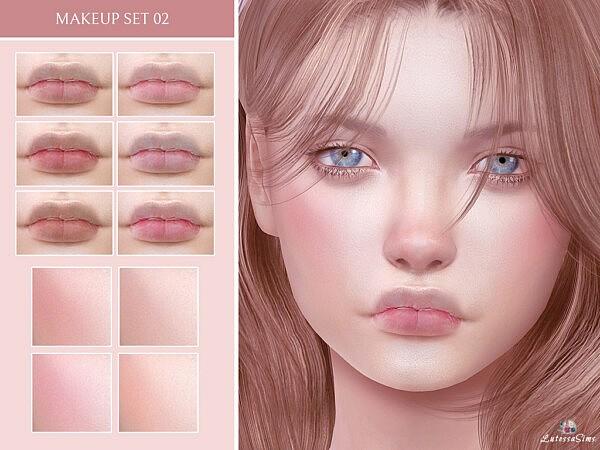 Makeup Set 02 from Lutessa