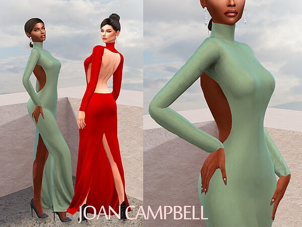 Mila Dress by Joan Campbell from TSR