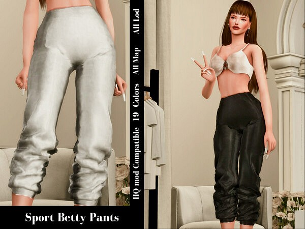 Sport Betty Pants by  couquett from TSR