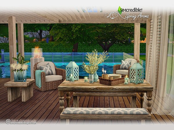 Spring Aroma by SIMcredible! from TSR