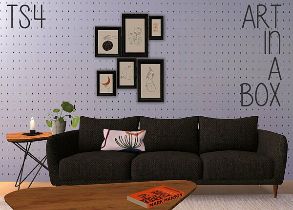 Wall decor recolored from Riekus13