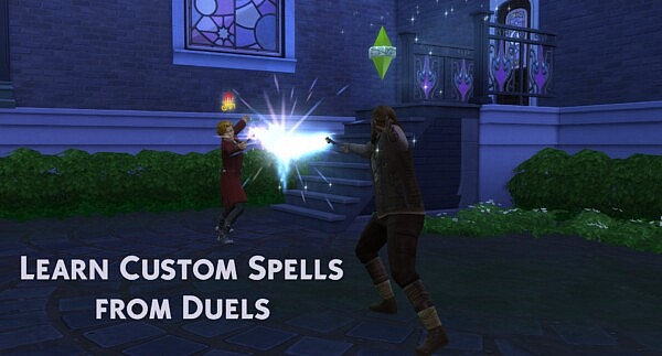 Spellbook Injector V2 by Simsonian Library from Mod The Sims