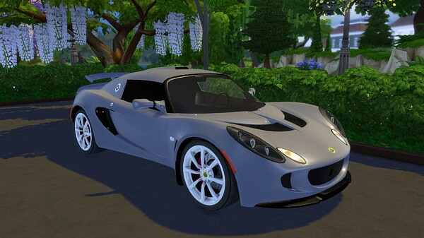 2006 Lotus Exige from Modern Crafter