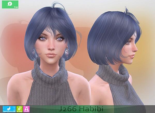 Habibi Hair from NewSea