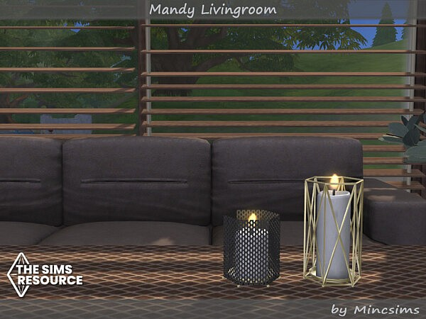 Mandy Livingroom by Mincsims from TSR