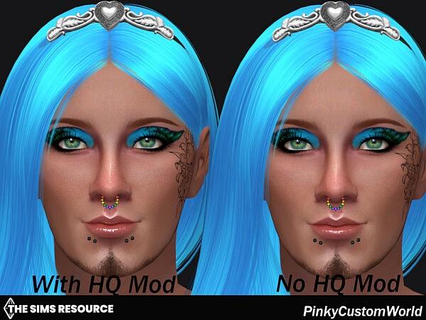 Eyeshadow N1 by PinkyCustomWorld from TSR