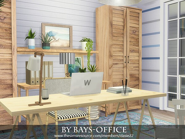 By bays office by dasie2 from TSR