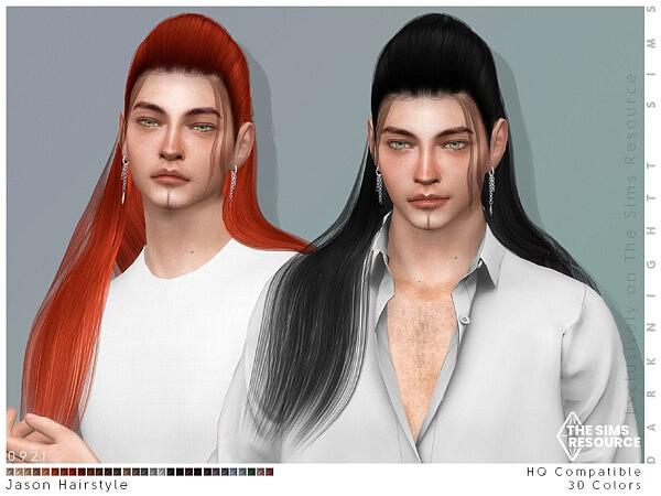 Jason Hair by DarkNighTt from TSR
