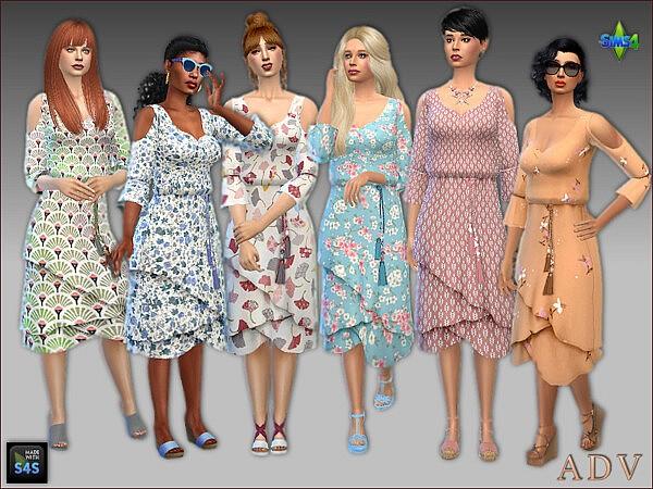 End Of Summer Dresses from Arte Della Vita
