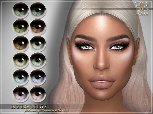 Eyes N157 by FashionRoyaltySims from TSR
