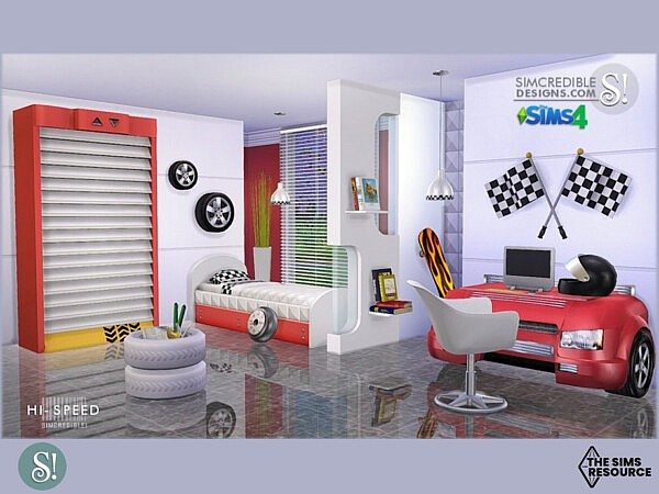 Hi speed Meshes by SIMcredible from TSR