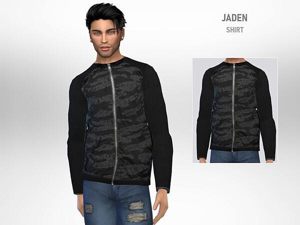 Jaden Shirt by Puresim from TSR