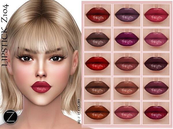 Lipstick Z104 by ZENX from TSR