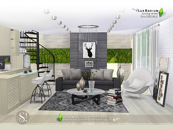 Lux Radium Living by SIMcredible! from TSR