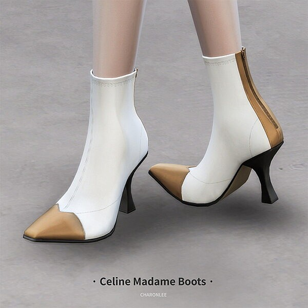 Madame Boots from Charonlee