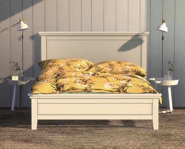 Pottery Barn Farmhouse Bed from Heurrs