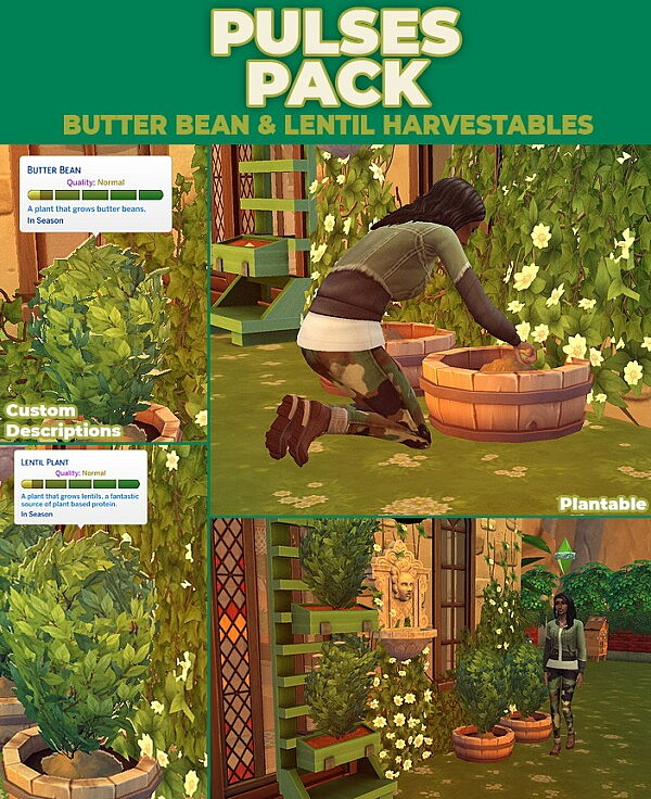 Pulses Pack by RobinKLocksley from Mod The Sims