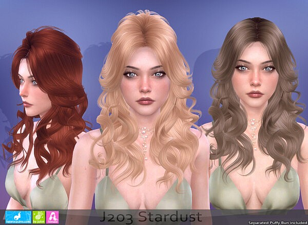 Stardust Hair from NewSea