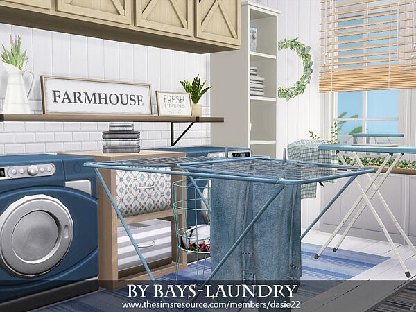 By Bays  Laundry by dasie2 from TSR