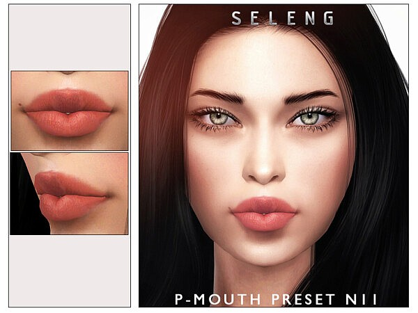 P Mouth Preset N11 by Seleng from TSR