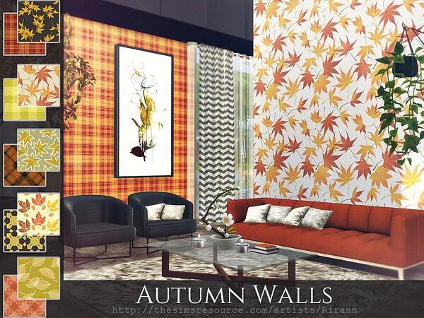 Autumn Walls by Rirann from TSR