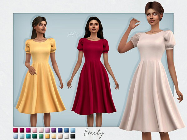 Emily Dress by Sifix from TSR