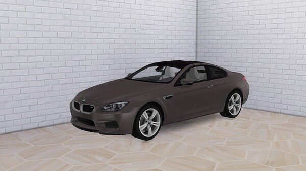 2013 BMW M6 from Modern Crafter