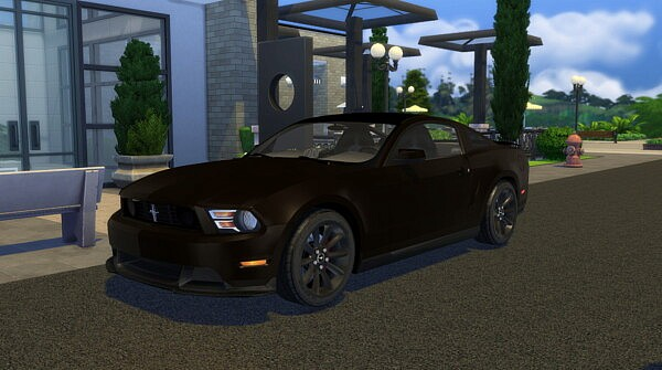 2012 Ford Mustang Boss 302 from Modern Crafter
