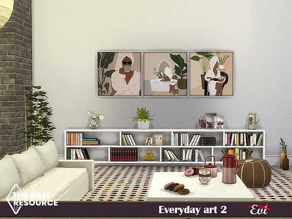 Everyday Art 2 by evi from TSR