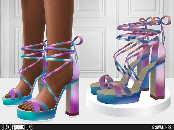 777   High Heels by ShakeProductions from TSR