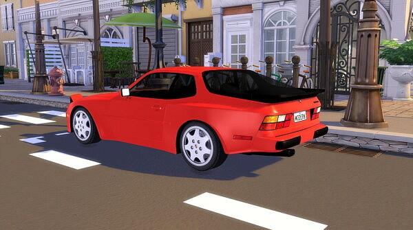 1989 Porsche 944 from Modern Crafter