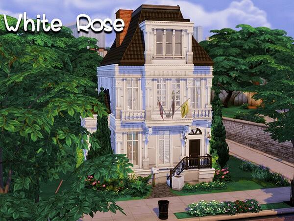 White Rose House by GenkaiHaretsu from TSR